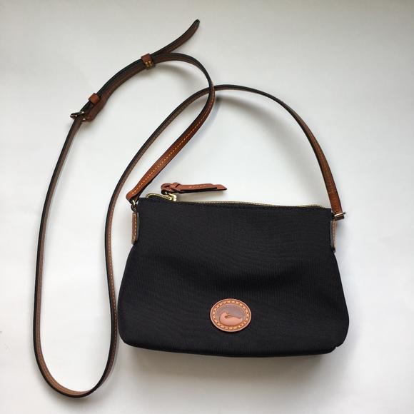 cfd7fa247 Dooney & Bourke Bags | Dooney Bourke Nylon Crossbody Pouchette ...